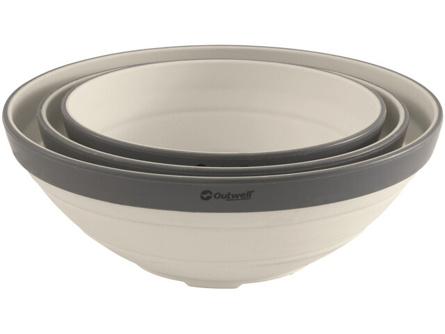 Outwell Collaps - gris/blanc